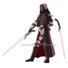 Star Wars Characters Pictures, Images Star Wars, Star Wars Pictures, Star Wars Sith, Star Wars Droids, Star Wars Rpg, Star Citizen, Character Art, Character Design