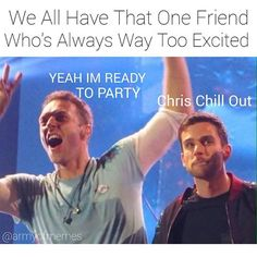 Image result for coldplay funnies