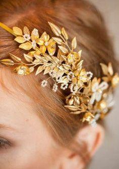Wedding hair//