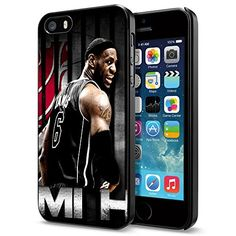 Basketball NBA LEBRON JAMES MIAMI HEAT, Cool iPhone 5 5s Smartphone Case Cover 9nayCover http://www.amazon.com/dp/B00UMAPVCK/ref=cm_sw_r_pi_dp_OnPsvb1NADGCR
