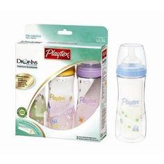Playtex Drop Ins BPA Free Bottles