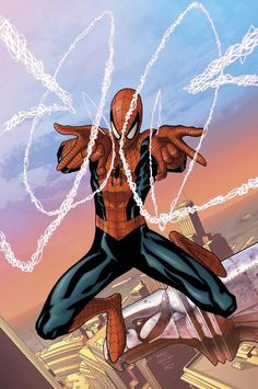 #Spiderman #Fan #Art. (Spider-Man Unlimited Vol.3 #3 Cover) By: Steve McNiven & Mark Morales & Morry Hollowell. (THE * 5 * STÅR * ÅWARD * OF: * AW YEAH, IT'S MAJOR ÅWESOMENESS!!!™)[THANK Ü 4 PINNING!!!<·><]<©>ÅÅÅ+(OB4E)