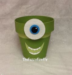 Choice of 1 Monster Inc. Inspired by TheFuzzyFirefly on Etsy