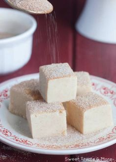 Easy Snickerdoodle Fudge & a $200 Christmas Cash Giveaway!