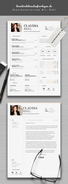 Simply put, a resume is a one- to two-page document that sums up a job seeker's qualifications for the jobs they're interested in. More than just a formal job application, a resume is a… Cv Design, Resume Design, Layout Design, Design Model, Graphic Design, Microsoft Word, Cv Template, Resume Templates, Corporate Design