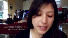 """Jazmina Barrera (1988) lee """"Muerte en vida"""", uno de los ensayos de Cuerpo Extraño (Literal, 2013)."""