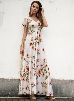 Latest fashion trends in women's Dresses. Shop online for fashionable ladies' Dresses at Floryday - your favourite high street store. Modest Dresses, Pretty Dresses, Casual Dresses, Ladies Dresses, Buy Dress, Dress Skirt, Evening Dresses, Summer Dresses, Rose Dress