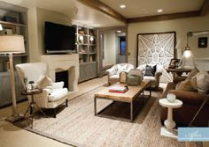 finished basement ideas love the colors and gray cabinets