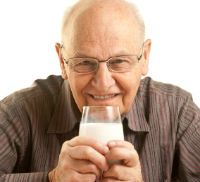 Dairy Nutrition for Older Americans