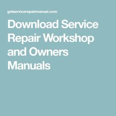 Click on image to download toyota highlander service repair manual download service repair workshop and owners manuals fandeluxe Image collections