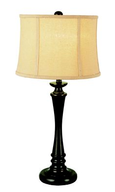 For a classic and old fashioned style room, this lamp would be a great choice.