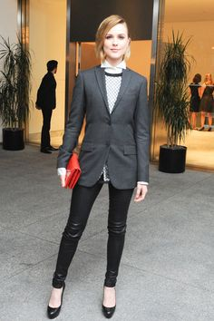 Evan Rachel Wood Red Carpet Style