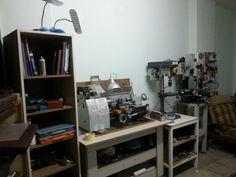 BEMELAB My machinist hobby workshop