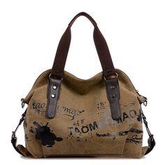 캔버스 여성 메신저 가방 루이 핸드백 대용량 토트 쇼핑 지갑 어깨 가방 캐주얼 비치 여성 크로스 바디 가방