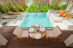 """I want one of my beach houses to be just like the Luxury hotel """"Ayada"""" Maldives overwater hut"""