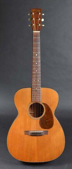 1947 Martin 000-18 Acoustic Guitar
