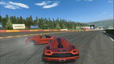 Real Racing 3 Car Crashes Part 6