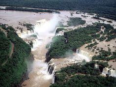 Cataratas do Iguaçu - Foz do Iguaçu - PR - Brasil