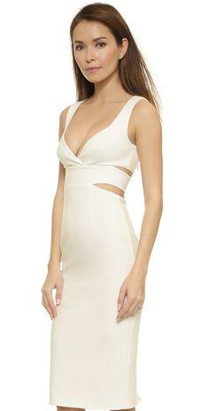 Nicholas Ponte Cutout Dress | SHOPBOP