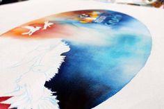 Rostock kreativ 2015 – Wir malen gemeinsam unsere Welt   Bilder, Aquarelle vom Meer & mehr - von Frank Koebsch