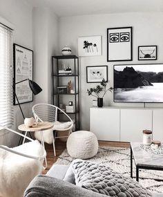 Home Decor – Living Room : Lovely living room corner -Read More –