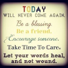 Lifehack - Let your words heal, and not wound  #Heal, #Life, #Wound