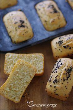 Bułeczki śniadaniowe (bez glutenu, gluten free) Przepis: http://www.smaczneinspiracje.pl/buleczki-sniadaniowe-bez-glutenu/