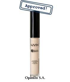 NYX – Corretivo Líquido HD Photogenic Concealer  http://www.opiniaosa.com.br/2012/06/09/nyx-corretivo-liquido-hd-photogenic-concealer/