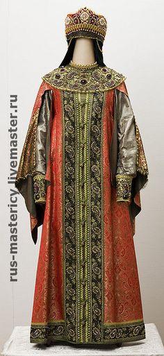 0803671ab9a61 Купить Боярский костюм