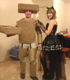 These Couples Have Totally Won Halloween - CheezCake - Parenting | Relationships | Food | Lifestyle