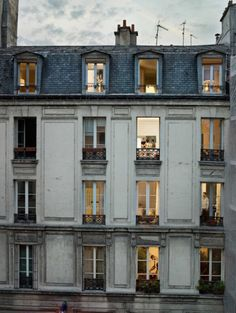 Paris - will this ever get old as a daily view?