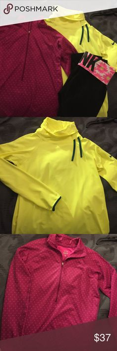 Nike workout sweater Nike Dri-fit sweater size L, brand new. Nike Other