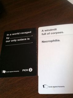 Cards Against Humanity funny Funniest Cards Against Humanity, Cards Of Humanity, Funny Quotes, Funny Memes, Hilarious, Jokes, Funny As Hell, You Funny, Disney Cards