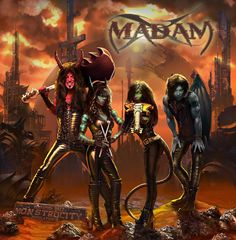 DETROIT ROCK N ROLL MAGAZINE: DETROIT'S MADAM X SIGNS WITH EMP LABEL GROUP!