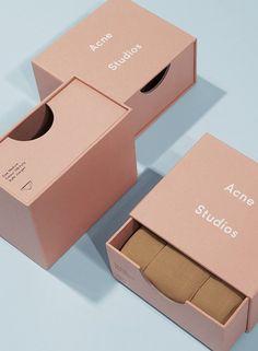 Underwear packaging