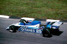 Patrick Depailler (FRA), Ligier JS11 - Ford V8 Interlagos, 1979