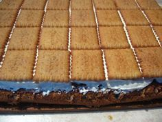 Baking Recipes, Cookie Recipes, Dessert Recipes, Romanian Desserts, No Bake Cake, Cake Decorating, Sweet Treats, Deserts, Food And Drink