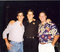 Anthony Robbins, Bill Martin and Bill Ganz