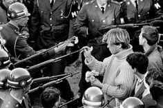 Como ser un revolucionario sin recurrir a la violencia
