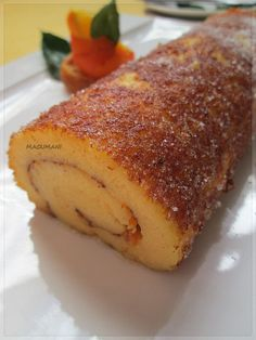 BRAZO DE NARANJA ( Torta portuguesa )