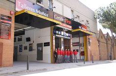 Talleres Top, el mejor buscador y comparador de talleres mecánicos - Talleres Muñoz Cabrera