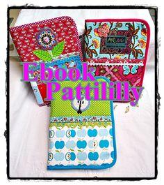 """Nähanleitungen Taschen - Ebook """"Din A Five Organizer"""" - ein Designerstück von Pattililly bei DaWanda"""