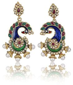 Exclusive Jewellery Red Green Stone Gold Plated White Pea... https://www.amazon.ca/dp/B01N1860MH/ref=cm_sw_r_pi_dp_x_9yXbzbXRT9B54