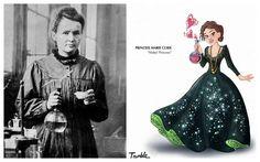 Veja quem são elas Princesa-Marie-Curie-1024x640