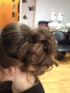Prom hair #prom #hair #love #promhair