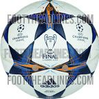 adidas 13/14 Champions League Ball Leaked - Footy Headlines
