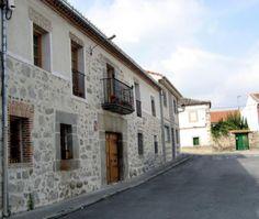 casa rural la pavona (Segovia) fachada