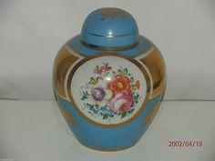 Pot A Gingembre.Porcelaine De Paris.