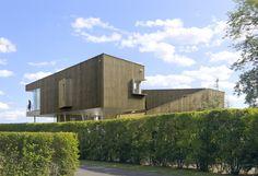 Spiral House - Joeb Moore & Partners Architects LLC