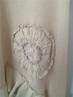 Annorlunda klänning/tunika från Cream strl 42 på Tradera. 42/44 |